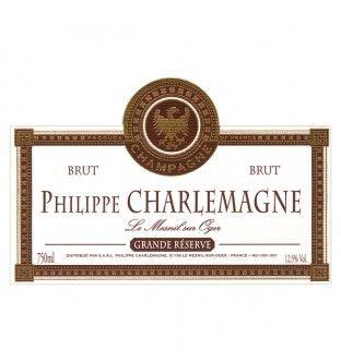 Philippe Charlemagne Brut - Grande Réserve