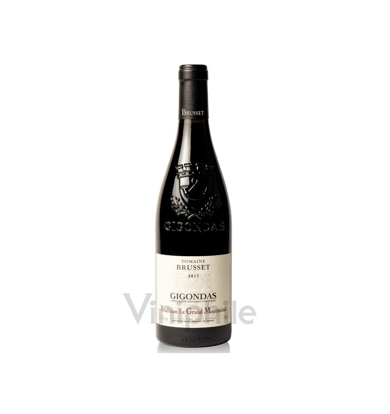 Domaine Brusset - Tradition Le Grand Montmirail